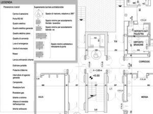 Progettazione antincendio - MGA 4 STUDIO - Architetti Bellora Morisano Torino